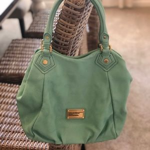 Authentic Marc Jacobs Classic Q Fran Small